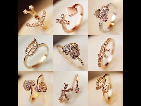 Fashion rings for girls