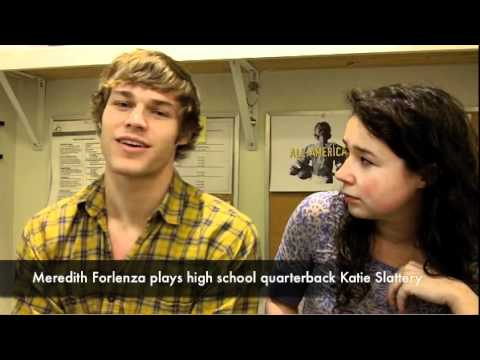 ALL-AMERICAN: Interview with Brock Harris and Sarah Steele