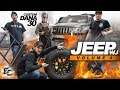 JEEP WJ BUILD EP.4: DANA 30 AND OFFROAD WHEEL SETUP