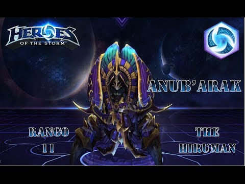 Ten Ton Hammer | Heroes of the Storm: Abathur Build Guide