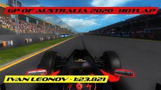 Фото BGF1 2020 GP Of Australia - HotLap By Ivan Leonov