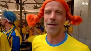 إيطاليا تهزم السويد في كأس اوروبا