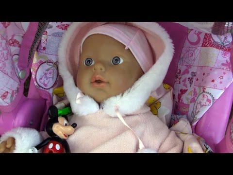 Моя Беби Анабель - Бэлль! (Baby Annabell) - YouTube