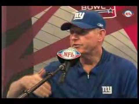 Super Bowl XLII Media Day