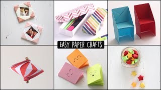 Easy Paper Crafts |  Easy Origami | Handmade