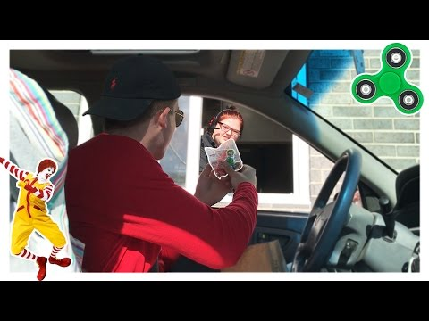 Thumbnail: FIDGET SPINNER IN HAPPY MEAL PRANK