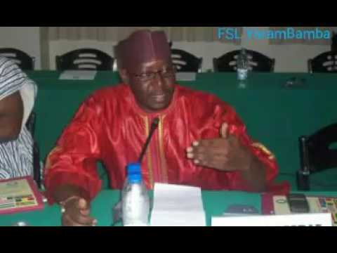 Gambia: Exclusive Press Conference With Interior Minister Mai Fatty