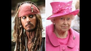 Celebs You DIDN'T KNOW Were Related to Royalty
