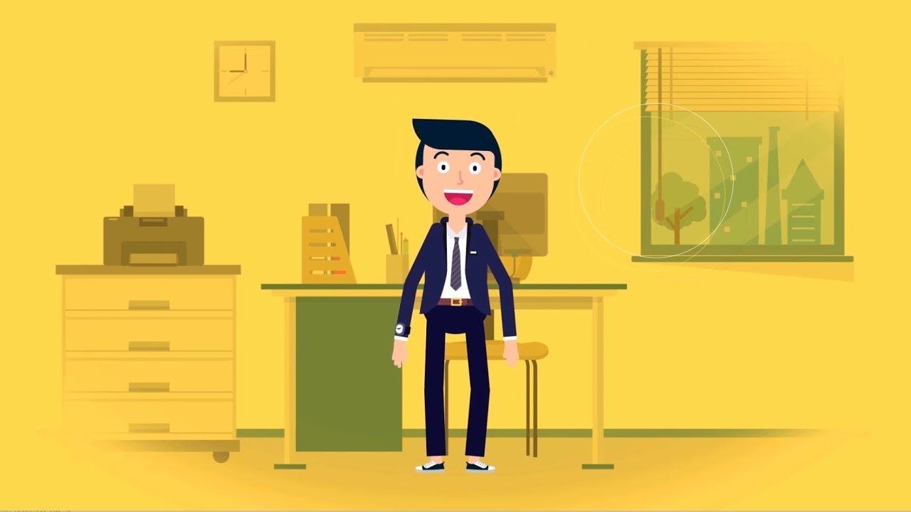 Vídeo Explicativo Animado Amplitude, Vídeo Institucional Animado, Vídeo para empresas