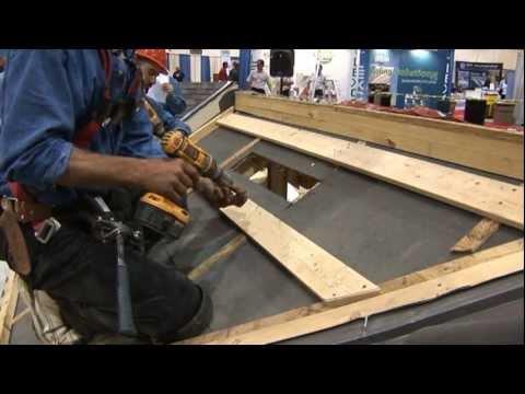 Roof Tile Installation Seminar