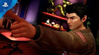 Shenmue III - The Story Goes On Launch Trailer | PS4