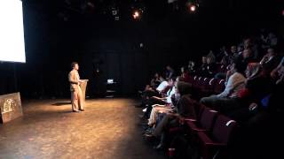Unlocking Creativity: Co-Creation & the Age of Folk Design: Jeff Mosher at TEDxRideauCanal