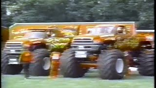 PENDA Monster Trucks: Springfield 1995 Race 1