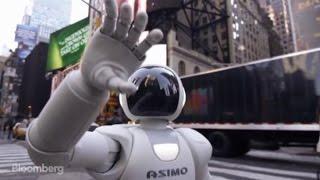 Robotics: The Latest Davos Buzzword