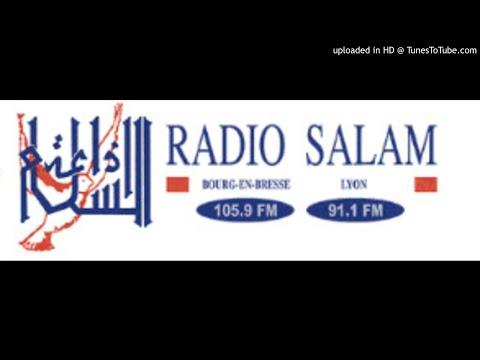 HUMANI TERRE INTERVIEW RADIO SALAM LYON