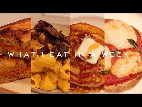 what-i-eat-in-a-week-|-vegan-comfort-food-#007