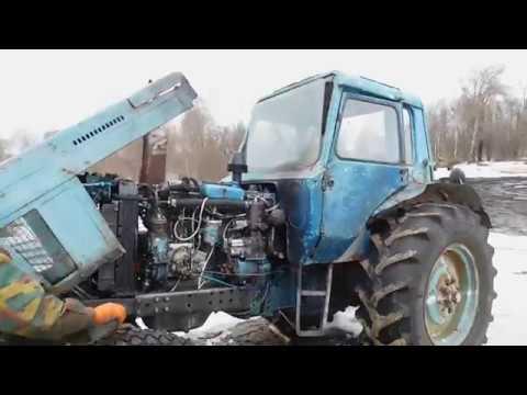 покупка МТЗ 80 очередной хлам!!!! второй трактор.