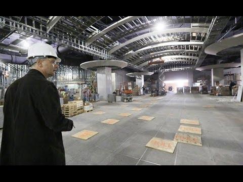 Hard Rock Construction Tour | The Sioux City Journal