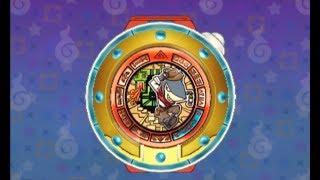 妖怪ウォッチ3 妖怪召喚 インディ・J(ジョーズ) スシ/テンプラ/スキヤキ