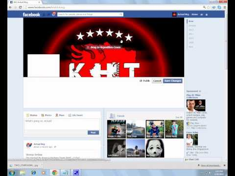 2Faceebok Hacked By Kosova Hacker Team