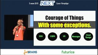 Dino Esposito — The Courage of Knowing Things (and not being a geek)
