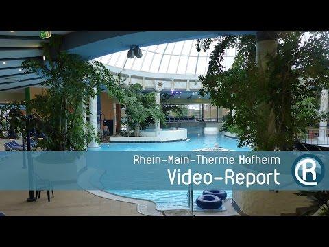 Rhein-Main-Therme Hofheim - Video Report
