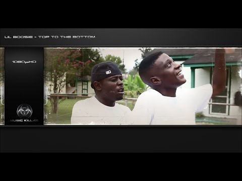 Lil Boosie - Top To The Bottom ᴴᴰ + Lyrics YT-DCT