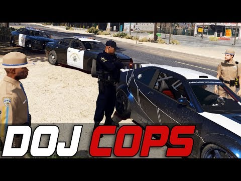 Dept. of Justice Cops #510 - I Saw Everything