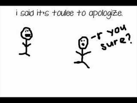 Apologize: The Misheard Lyrics