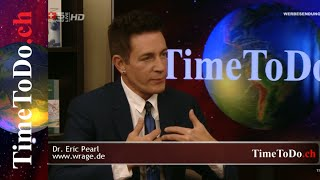 Reconnective Healing - Dr. Eric Pearl, TimeToDo.ch 12.05.2016