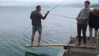 Plank Fishing Fail