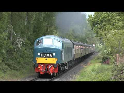 D182 Leaving Bridgnorth 21 5 16