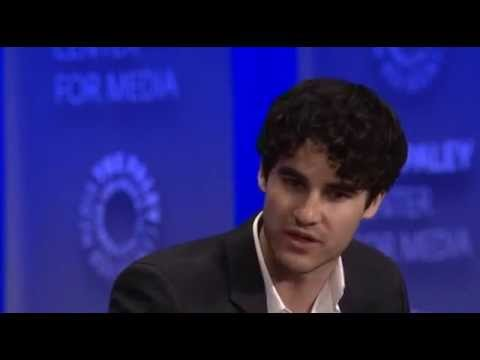 """Darren Criss and Lea Michele talk about """"This Time"""" at PaleyFest 2015"""