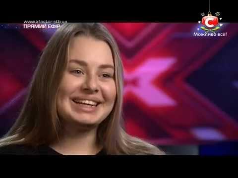 Видео: Х-фактор-5 Валерия Симулик - История Гала-концерт27.12.2014
