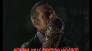 NEEGAN KILLS... FINALE ENDING - The Walking Dead Season 6 Episode 16 FINALE