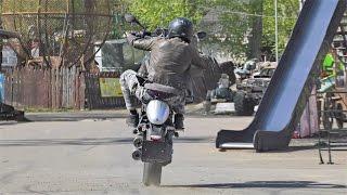 Когда Горит Сцепление на Мотоцикле