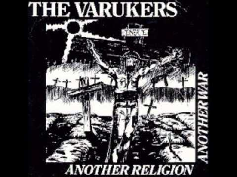 THE VARUKERS - Another Religion Another War [FULL EP]