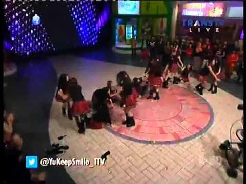 JKT48 - Shoujotachi Yo @ Yuk Keep Smile Trans TV   (25/05/2014)