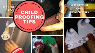 Child proofing ideas worth trying | Most affordable child safety products | Baby proofing tips