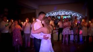 Emilia i Piotr - Taniec przy świecach