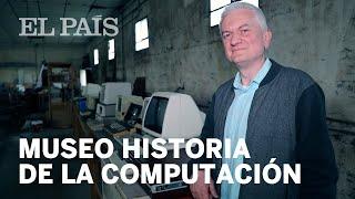 El mayor museo de historia de la computación de España