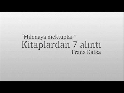 Franz Kafka - Milenaya mektuplar