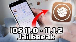 Neuen iOS 11 - 11.1.2 Jailbreak installieren mit Cydia! | Anleitung iPhone X | German/Deutsch