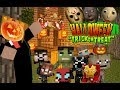 Monster School : AVENGER BABIES (HALLOWEEN Trick OR Treat) - Minecraft Animatio