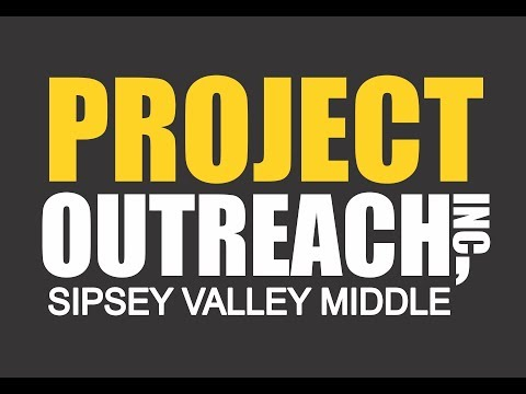 Welcome to Project Outreach Sipsey Valley Middle School