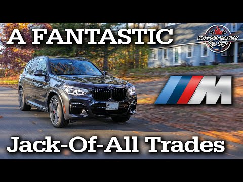 2021 BMW X3 M40i Review - (0-60, Sport Exhaust)