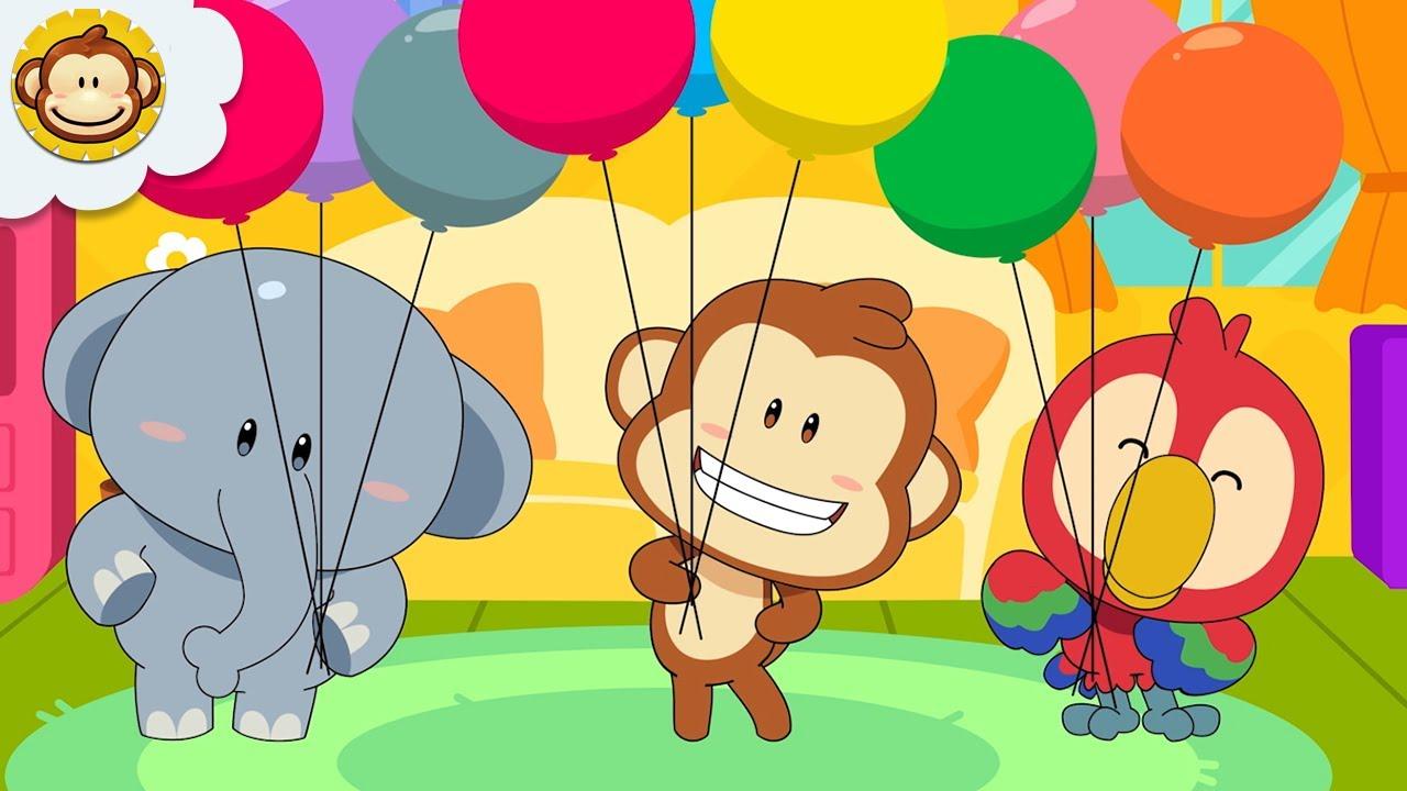 Lagu Anak Anak | Balonku Ada Lima dan Lainnya