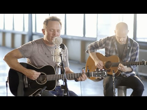 Chris Tomlin // Jesus // Live Acoustic Performance