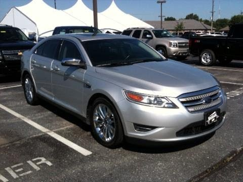 2010 Ford Taurus Limited V6 Start Up and Full Tour