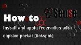 pfsense]How to solve captive portal cannot show